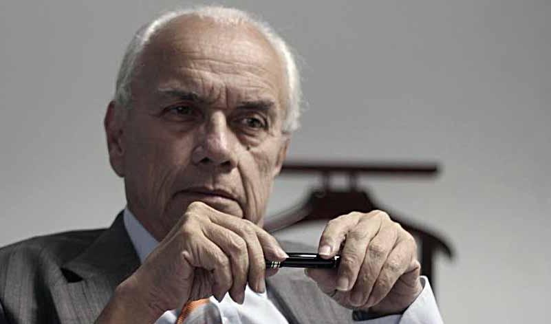 Mario Antonio Sandoval, vicepresidente de Prensa Libre.