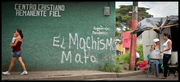 El machismo mata. Fuente: flickr.com/photos/lo_/