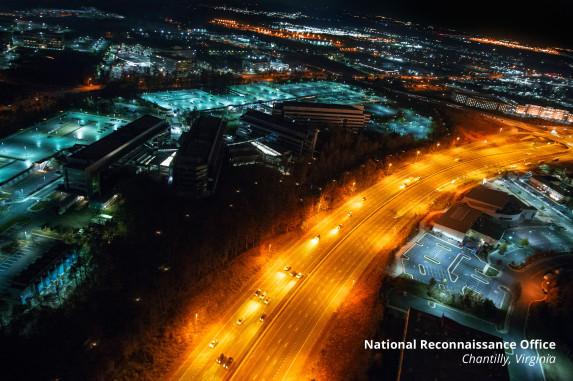 Las oficinas NRO de la NSA en Virginia, EE.UU. (Licencia Creative Commons)