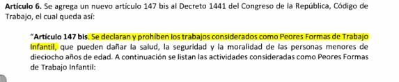 La propuesta de reforma de la Cámara del Agro y varios diputados.