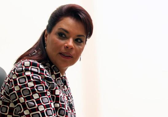 La vicepresidente Baldetti en una foto de archivo. Foto: Nómada