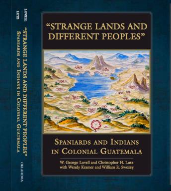 """Foto: La portada de Strange Lands and Different Peoples"""""""