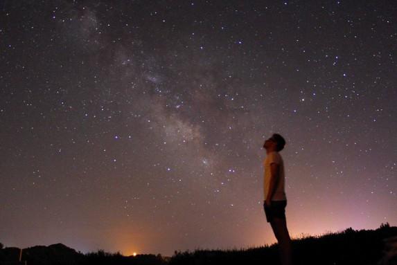 Foto: imgarcade.com/1/looking-at-the-stars/