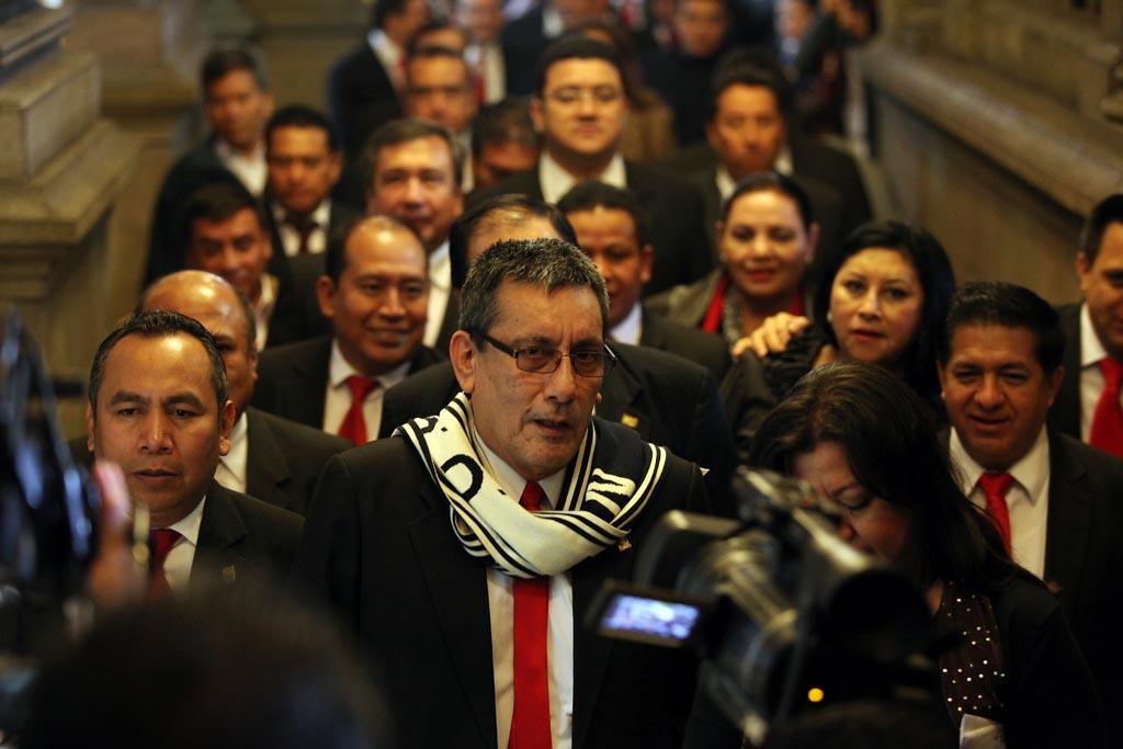 Roberto Villate.