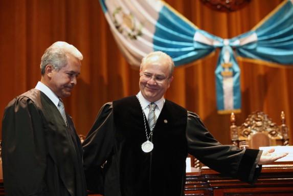 Hector Hugo Perez y Roberto Molina