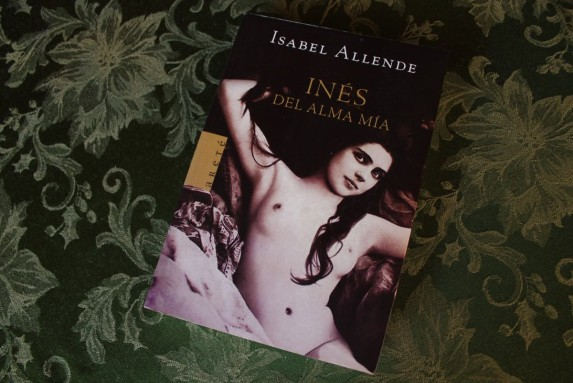 El libro de Allende.