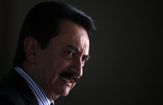 Mario David García, abogado defensor de la Universidad Galileo.