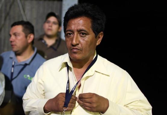 El abogado de la CGN, Mario Porta Navas.