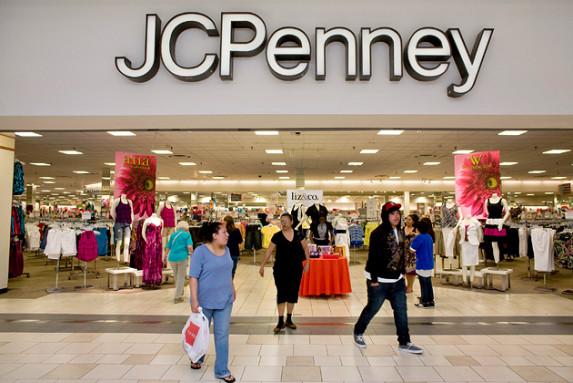Una tienda de JC Penney en Estados Unidos. Foto: Businessweek.com