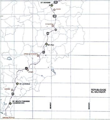Fuente: Evaluación Inicial Ambiental 5428 de noviembre de 2014.