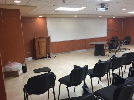 La oficina de Pisa en Medax-Américas, zona 14.