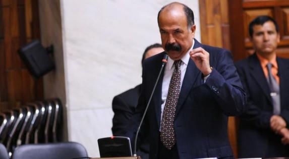 El abogado Francisco Palomo.