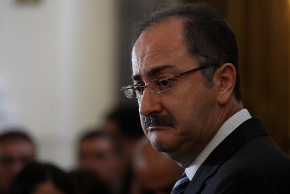 El diputado Muadi, ahora contra las cuerdas.