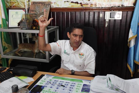 Dos de los periodistas fueron asesinados a menos de 50 metros del despacho de Roberto Lemus, alcalde de Mazatenango.