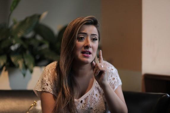 Diana Guerra, en una conversación con Nómada.