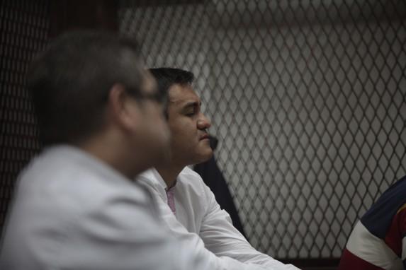 Molina Stalling, durante una de las audiencias.