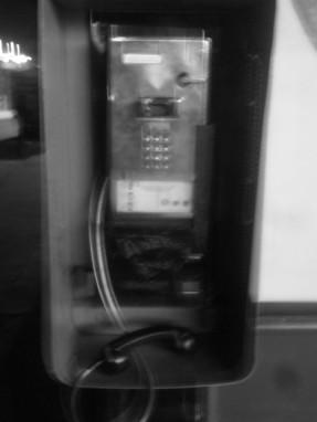 Alguien del más allá me llamaba de un teléfono fichero...