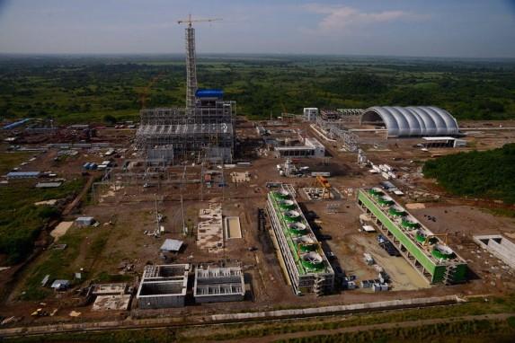 La planta de Jaguar Energy. Foto: Soy502