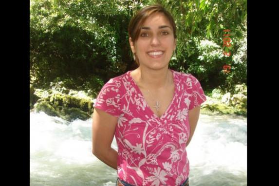Cristina Siekavizza, en una fotografía de 2011. Foto: Soy502.com