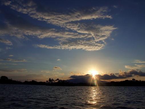 Imagen de Río Dulce. Foto: Don Sampson, Flickr, CC.