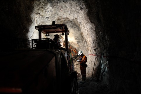 La explotación minera podría ser todavía mayor.