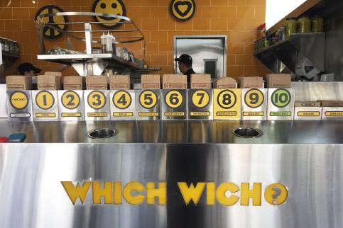 En Wich Wich encontrarás una forma original de hacer tu pedido.