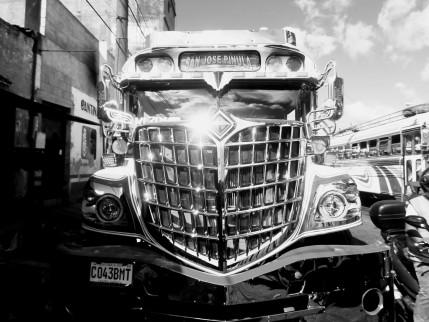 La Belleza hecha camioneta.
