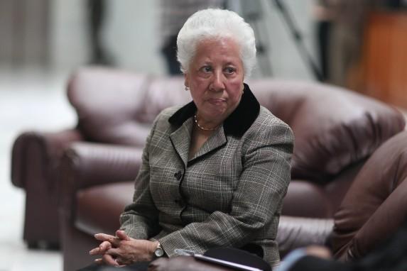 Leticia Stella Secaira, una de las candidatas de la Cámara Penal.