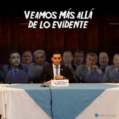 #JusticiaYa alteró/enriqueció una imagen de Giordano, de FCN.