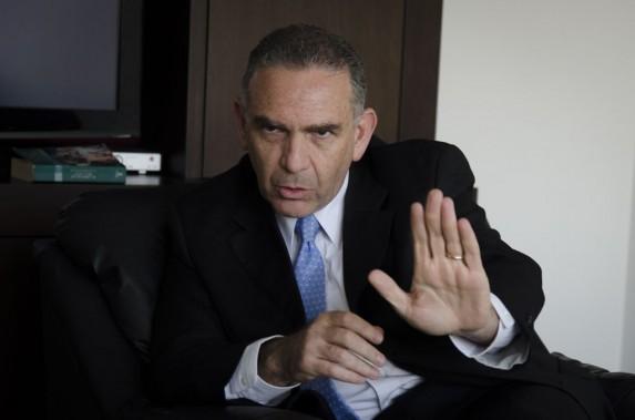 Ignacio Lejárraga, presidente de la Cámara de Finanzas. Foto: Rocío Conde