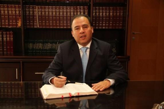 El diputado Juan Manuel Díaz-Durán, en una foto de su perfil de Facebook.