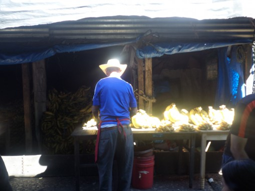 Súper Vendedor de Plátanos.