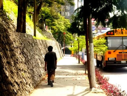 Aplanadores de calles.