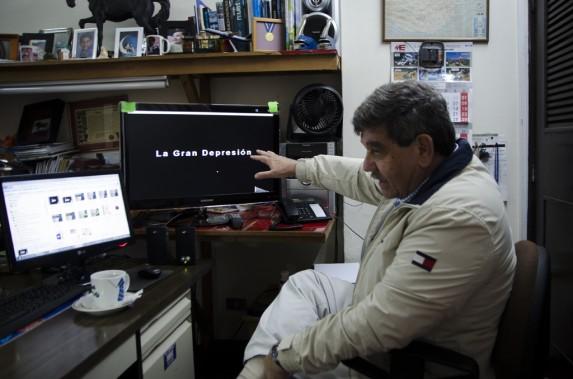 El ingeniero Peralta.