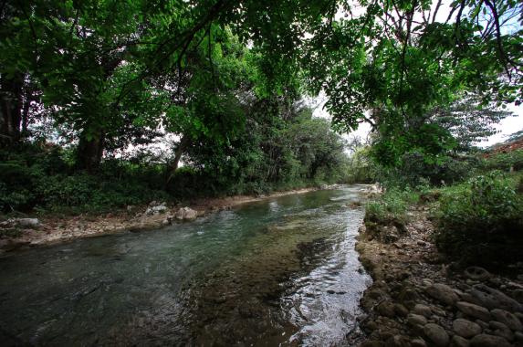 El Río Grande.