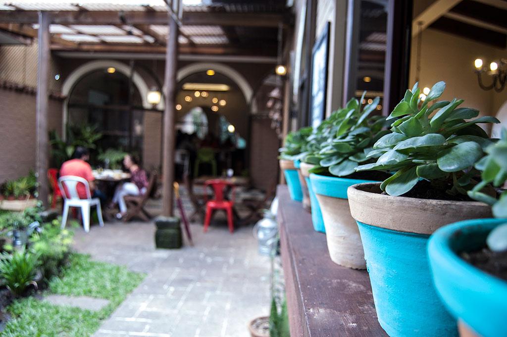 Un jard n escondido en medio de la ciudad n mada guatemala - El jardin de lola ...