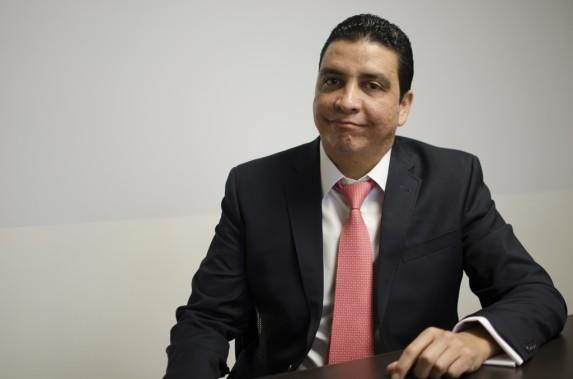 Erick Archila, exministro de Energía y expresidente del Grupo A.