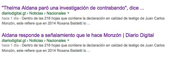 Los dos titulares de DiarioDigital