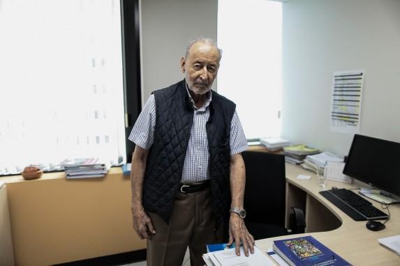 La Feria del Libro de Guatemala 2016 está dedicada a Edelberto Torres Rivas.