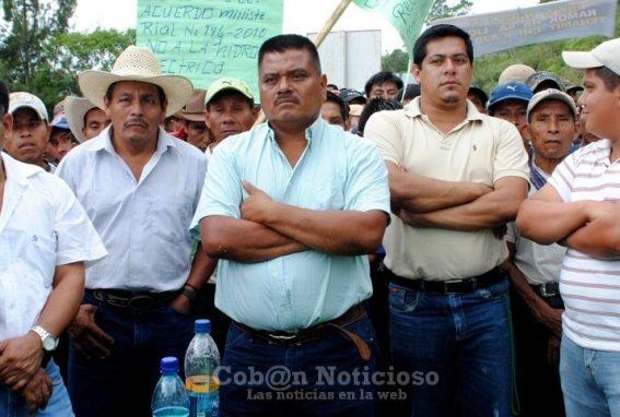 Francisco Pop, el exacalde. Foto: Cob@an Noticioso.