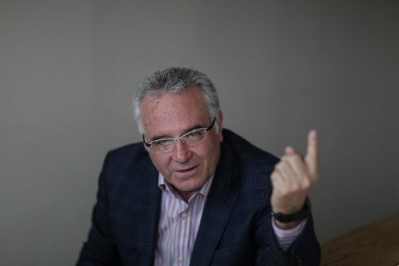 Ramón Cadena. Foto: Nómada.