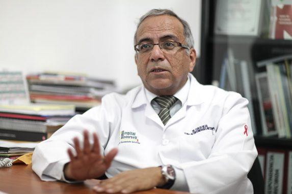 El doctor Mejía.