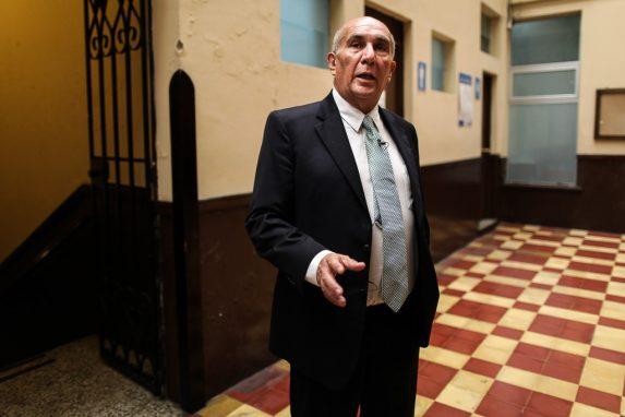 El diputado Mario Taracena.