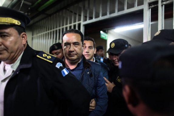 Sammy y Jose Manuel Morales hermano e hijo del presidente ligados a proceso por delito de fraude y son enviados a la carcel por la Jueza Silvia de Leon-19-min