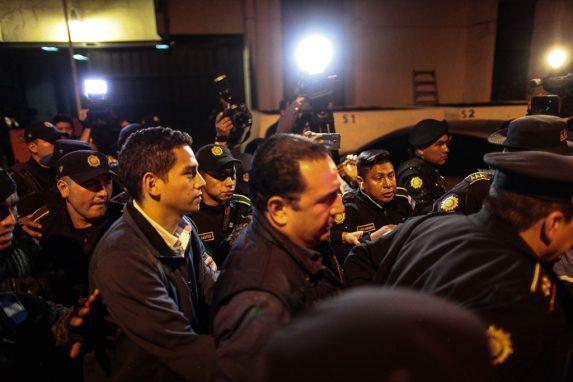 José Manuel y Sammy Morales fueron trasladados al cuartel de Matamoros.