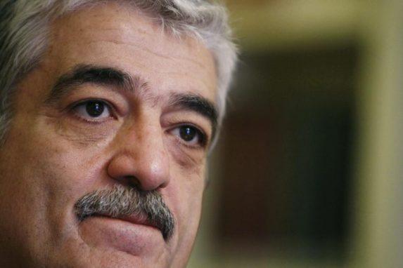 El exministro Vielmann, en una foto de Soy502.com. Vielmann fue uno de los que cabildeó en el Congreso en 2006 para la aprobación de la CICIG.
