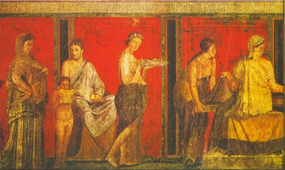 Villa Pompeya