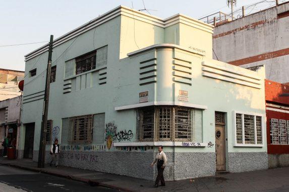 Residencia de Olivrio Castaneda de Leon secretario general de la AEU de la USAC asesinado el 20 de octubre 1978-8-min