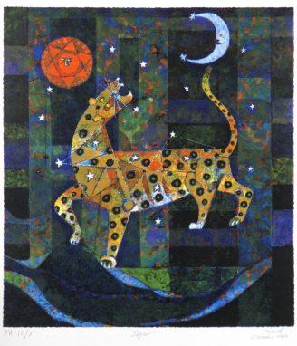 Jaguar de Robert González Goyri