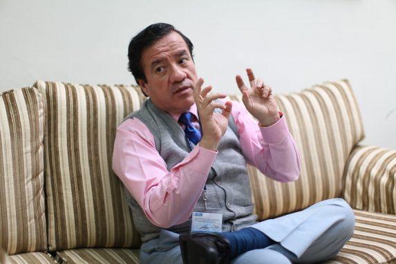 Marco Vinicio Mejía.